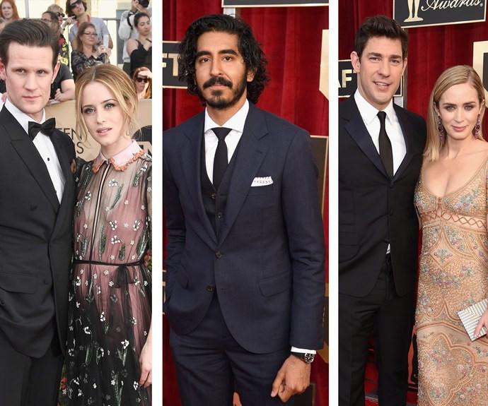 2017 Screen Actors Guild Awards Red Carpet
