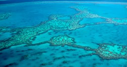 The Great Barrier Reef World Heritage site. (Credit: Getty Images)