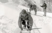 Nawang Gombu, the first man to climb Everest twice. (Credit: Alfred Gregory)