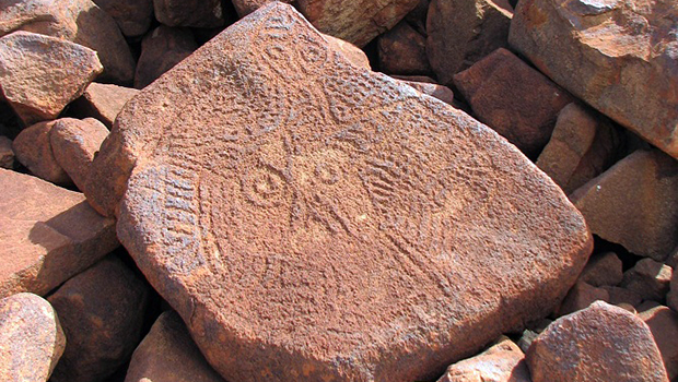 Burrup peninsula rock art among oldest in world