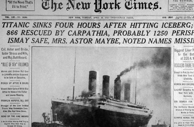 Sinking of the Titanic: the Australian story - Australian Geographic