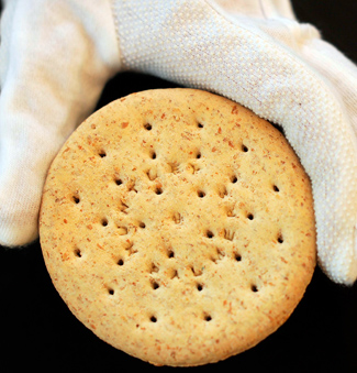 Shackletons Yearold Antarctic Biscuit Up For Sale - 100 year old photos antarctica
