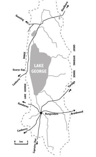 Lake George, NSW