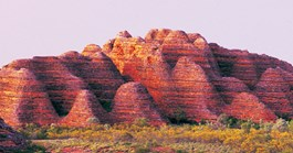 Bungle Bungle formations, WA (Photo: Nick Rains)