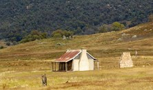 A historic hut on the Orroral Valley walk in Namadgi National Park, ACT. (Credit: Percita Dittmar/Wikicommons)