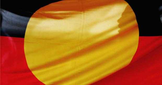 Aboriginal Flag Wallpaper Aboriginal flag in Sydney
