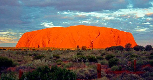 The otherworldly aspects of uluru australian geographic for Aspect australia