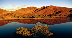Aroona Dam, Flinders Ranges, South Australia. (Photo: Mike Langford)