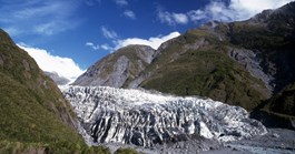A change in global wind patterns helped melt NZ glaciers and end the Ice Age. (Photo: BANKO GOJO/amanaimagesRF)