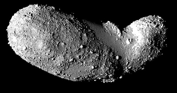 asteroid landing today - photo #11