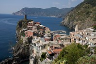 With stunning coastal vistas such as this, be sure to make the most of your time in Cinque Terre. (Credit: Getty)