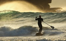 Stand up paddleboarding is all the rage. (Credit: Getty Images)