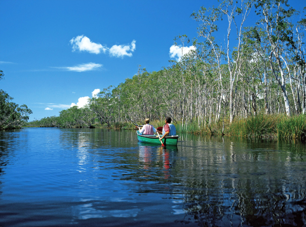 10 best kayak day trips australia