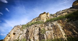 Grand Canyon, Blue Mountains, NSW. (Photo: Tourism New South Wales)