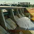 Scrivener Dam controls the water in Canberra's Lake Burley Griffin. (Credit: Canberra House/Martin Miles)