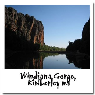 Windjana Gorge, Kimberley WA (Photo: Kywong73 / Wikimedia)
