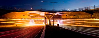 Clem7 tunnel, Brisbane (Photo courtesy of RiverCity Motorway)