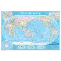 Shop australian geographic australia centred world map gumiabroncs Image collections