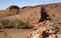 The Pilbara is home to some of the world's oldest sedimentary rocks. (Credit: David Wacey)