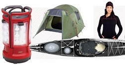 New from the National Outdoor Trade Show 2009