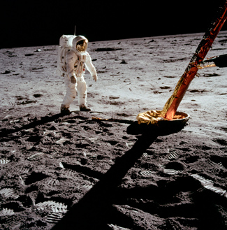 documents about the moon landing - photo #49