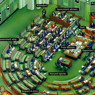 how australia s parliament works   australian geographic