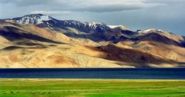 Mountains of Ladakh (Photo: Jochen Westermann)