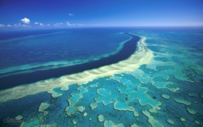 Images of Australia: Hardy Reef, Great Barrier Reef, Queensland
