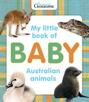 My Little Book of Baby Australian Animals