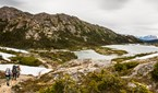 The section of the Chilkoot Trail between Happy and Lindeman camps is spectacular.