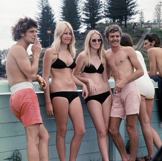 australian culture in the 1960s