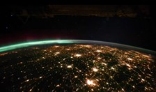 Earth from space: time-lapse video