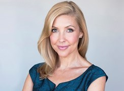 Catriona Rowntree MC Australian Geographic Society Awards 2014