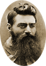 Ned Kelly, 1880.