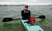 Jason Beachcroft, kayak, adventurer of the year