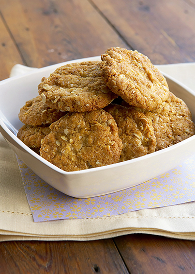 Iconic Australian foods anzac biscuits