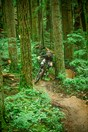 The North Shore trails are tight, twisting and spectacular to ride.