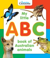 My Little ABC Book of Australian Animals