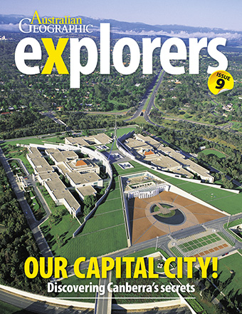Our Capital City