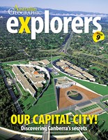 Explorers: Our Capital City
