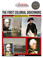 The First Colonial Governors