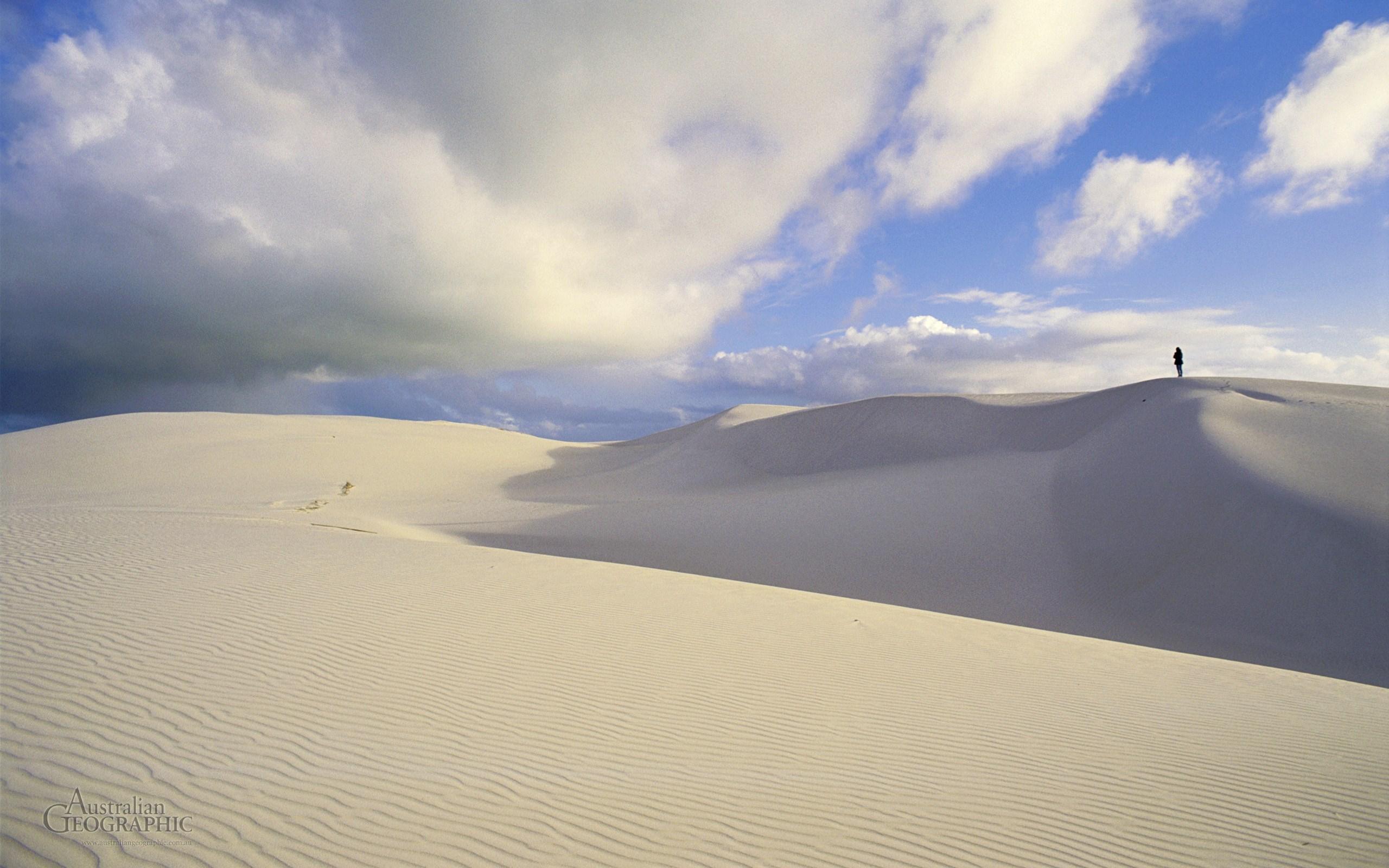 sand dunes delliser hills wa