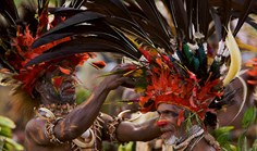 Papua New Guinea has rich cultural traditions.