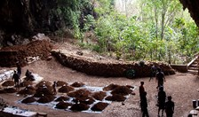 This site on the Indonesian island of Flores has been the source of 11 sets of H.floresiensis remains since 2003.