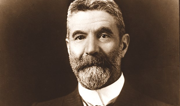 He prime minister three times as Australia was going through early nationhood, but some of you may not realise the effect that Alfred Deakin had on Australia today.