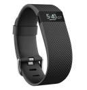 Fitbit Charge HR in black