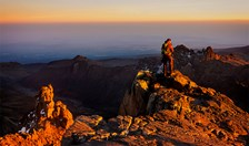 Mount Kenya adventure Australian Geographic Outdoor magazine