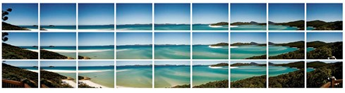 Panorama, Hill Inlet, Whitsunday Island