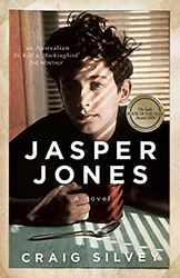 Jasper Jones book cover Allen & Unwin Craig Silvey