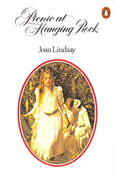 PIcnic at Hanging Rock cover Penguin Books Joan Lindsay